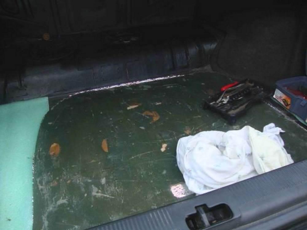 Багажник Ауди 100 С4
