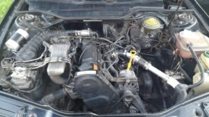 Ауди 100 С4 двигатель 2.0