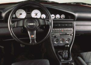 Фото салона Audi 100/A6 C4 45 кузов
