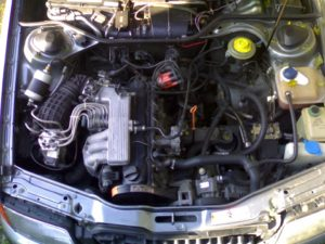 Audi 100 C4 2.3 AAR KE3 Jetronic