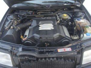 Ауди 100 С4 двигатель 2.6 2.8