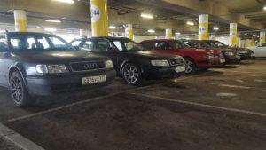 Как выбрать Audi 100 C4