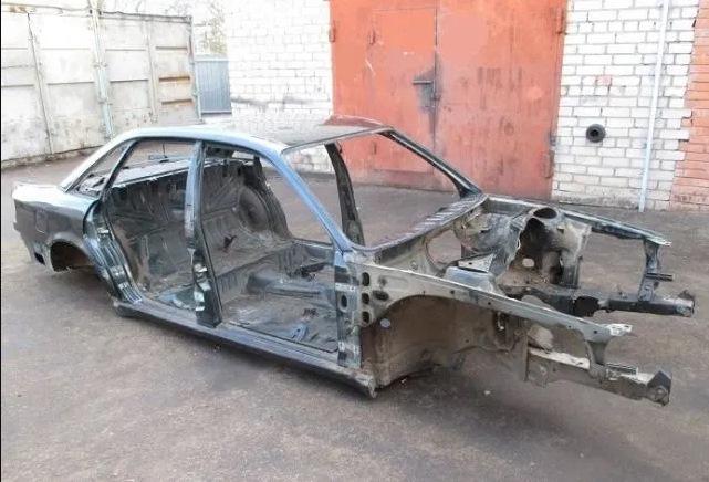Кузов Ауди 100 С4